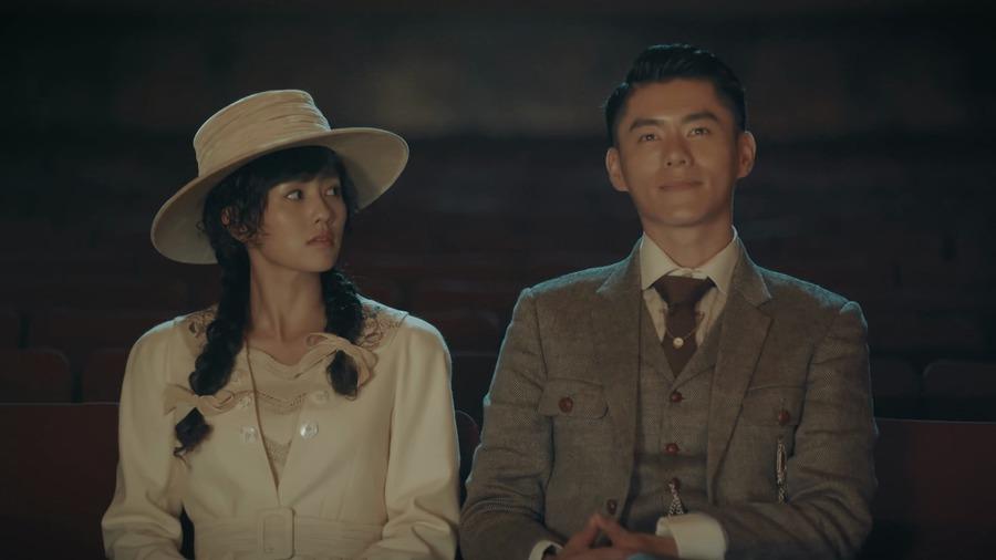 酷听有声小说_烈火军校_沈君山剧照 电视猫