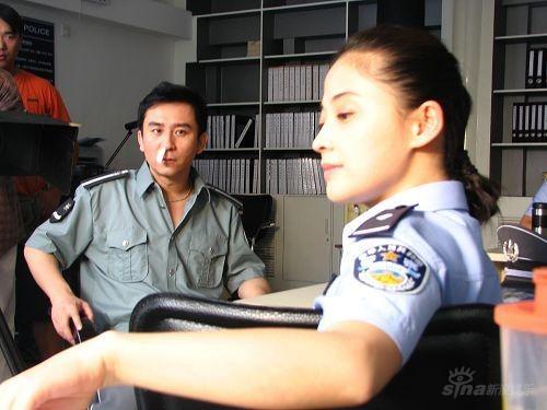 警察故事剧照
