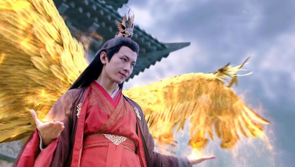 琉璃美人煞:金翅鸟是妖?千年前司凤是金赤鸟,为何成天界星君?