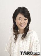 南田洋子(松峰莉璃饰演)