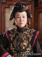 隆老夫人(张少华饰演)