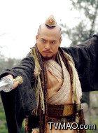 金轮法王(黑子饰演)