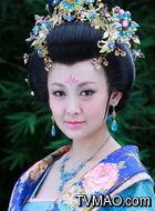 姜皇后(张咏棋饰演)