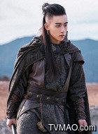 虎伽(谷嘉诚饰演)