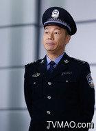 谭警官(张兆辉饰演)
