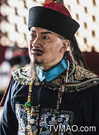 铁弓南(郝平饰演)