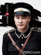 警察队长(吴险峰饰演)