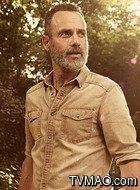 瑞克·格莱姆斯Rick Grimes(安德鲁·林肯饰演)