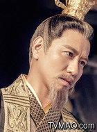七王爷(黄勐饰演)