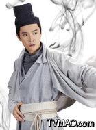 东方彧卿(张丹峰饰演)