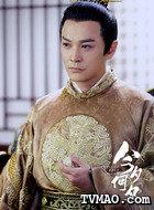 胤灵帝(郑国霖饰演)