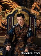 皇帝周喆(叶项明饰演)