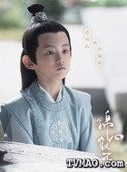 徐嗣谕(傅铂涵饰演)