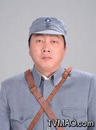 庞炳勋(赵正平饰演)