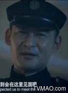 白老师(景岗山饰演)