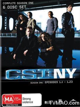 CSI: 뉴욕 시즌1